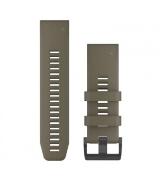GARMIN QuickFit® 26 Watch Bands, Coyote Tan Silicone 010-12741-04