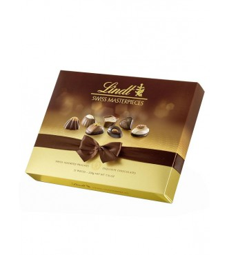 Lindt Assorted Swiss Masterpieces Box 22