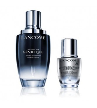 Lancô Genifique TM727800 SET 1PC Set cont.: Serum 100 ml + Light pearl lashe 20 ml