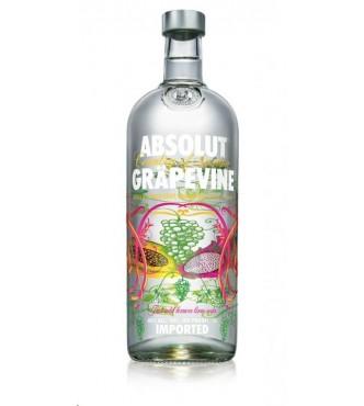 ABSOLUT GRAPEVINE 40% 1,00L