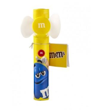M&M.s247057 Candy Fan Choco20g Mars/M&M´s Candy Fan, choco