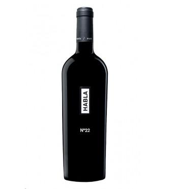 Habla N  22/17 14.5  75Cl NEW 06 HABLA Red Wine