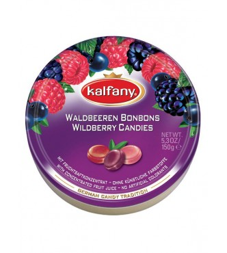 Kalfany Wildberry Candies 150G
