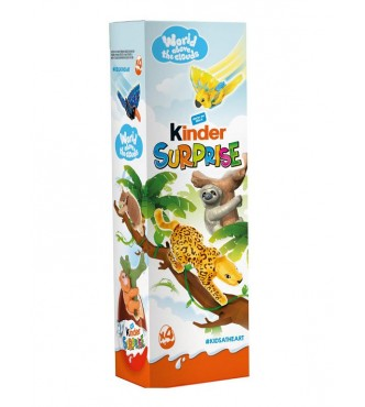 Kinder Surprise - Milk chocolate with mi