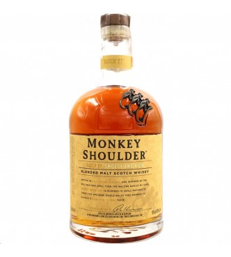MONKEY SHOULDER 40% 1,00L