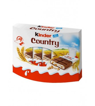 Kinder Country - Milk chocolate with mil