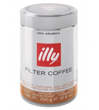Illy792 Filter gem. 0.25Kg Ds.