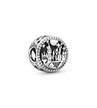Harry Potter, Hogwarts School of Witchcraft and Wizardry sterling silver charm 798622C00