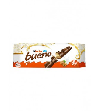 Kinder Bueno - Milk chocolate covered wa