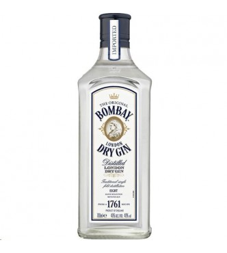 BOMBAY ORIGINAL 70CL 40%