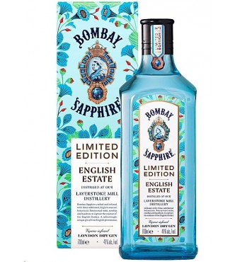 Bombay Saphire English Estate Limited Ed