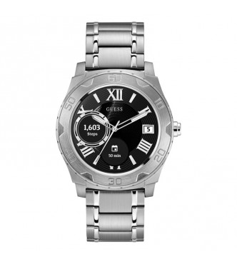 GUESS CONNECT ANDROID 2.0 44 MM Hombre Negro Acero