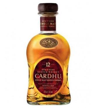 Cardhu Malt 12Y 70 cl