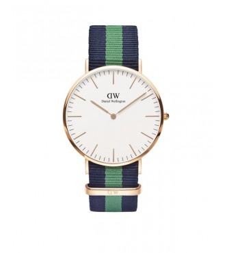 Reloj DW Warwick 40mm Rose gold