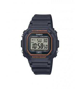 CASIO DIG PL WR Square design Color additional Casio Collection F-108WH-8A2EF