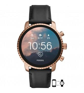 FOSSIL WEARABLES FTW4017 Gen 4 Smartwatch - Q Explorist HR RELOJ HOMBRE
