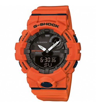CASIO GBA-800-4AER GBA-800 add color BLE Step Tracker G-SHOCK