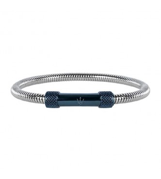 MASERATI J BR. TUBOGAS BLUE PVD 215mm